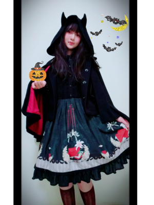 灭绝师兔's 「halloween-coordinate-contest-2017」themed photo (2017/10/31)