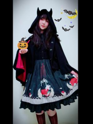 灭绝师兔の「halloween-coordinate-contest-2017」をテーマにしたコーディネート(2017/10/31)